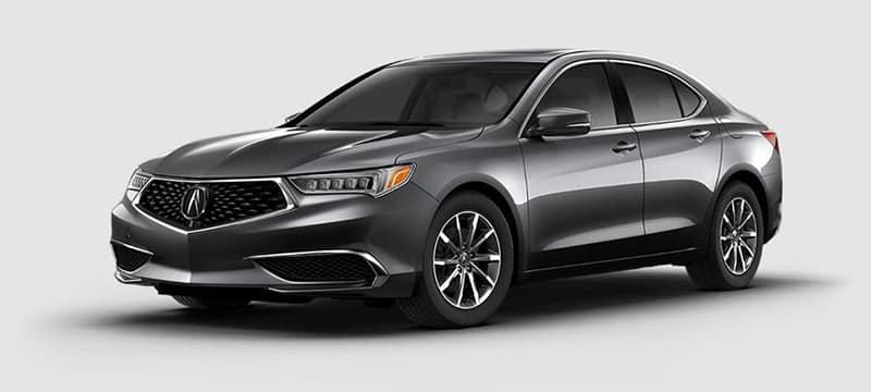 2018 Acura TLX Grey
