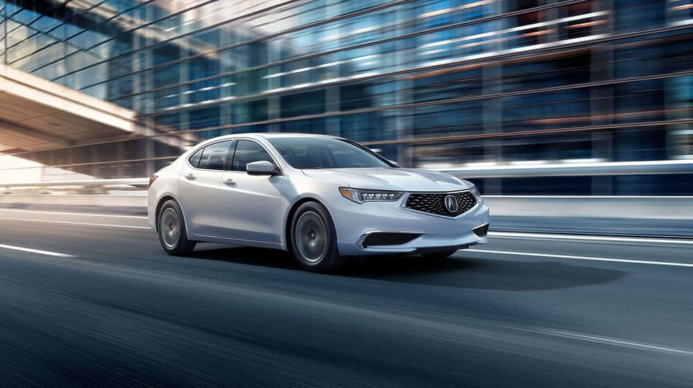TLX Driving