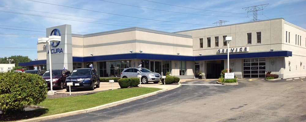 Joe Rizza Acura Dealership