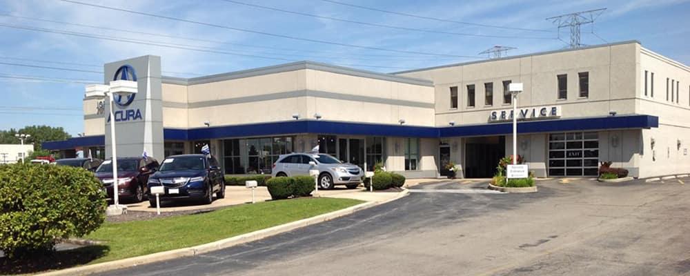 Joe Rizza Acura Dealership