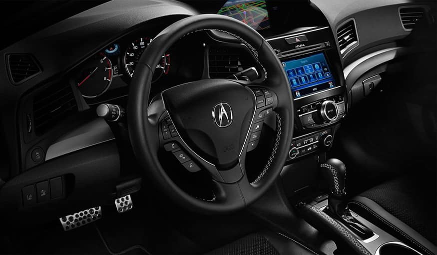 2018 Acura ILX A-Spec Interior