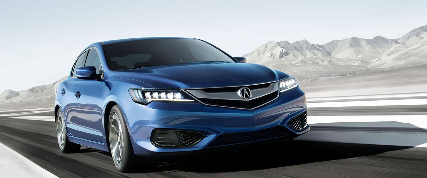 2018 Acura ILX Blue