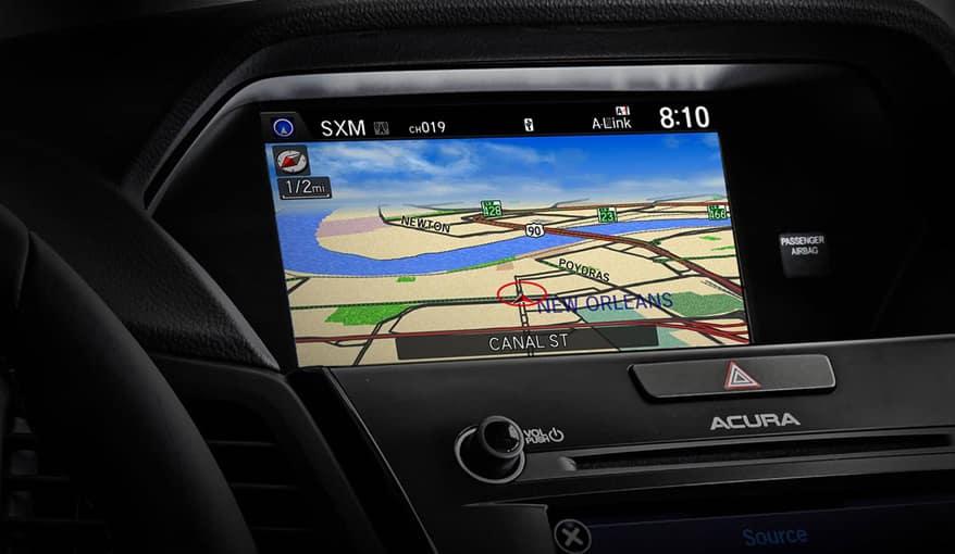 2018 Acura ILX Technology