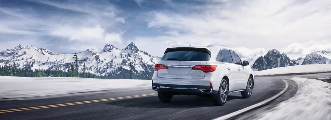 Breeze Through The Season With Acura MDX Winter Accessories - Acura mdx accessories