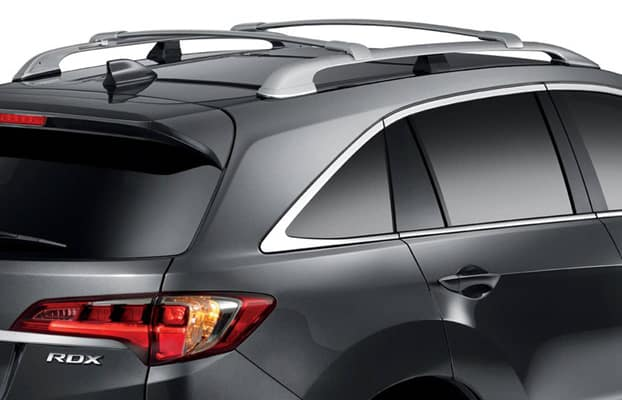 Acura RDX Cargo Space Is Calling For Duty - 2018 acura rdx accessories