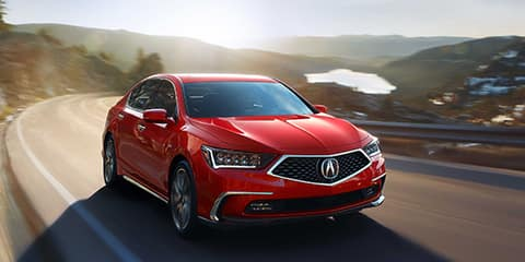 2018 Acura RLX Vehicle Stability Assist