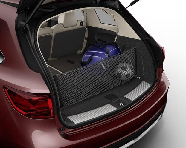 Mdx Cargo Space >> 2018 Acura MDX Cargo Space and Accessories