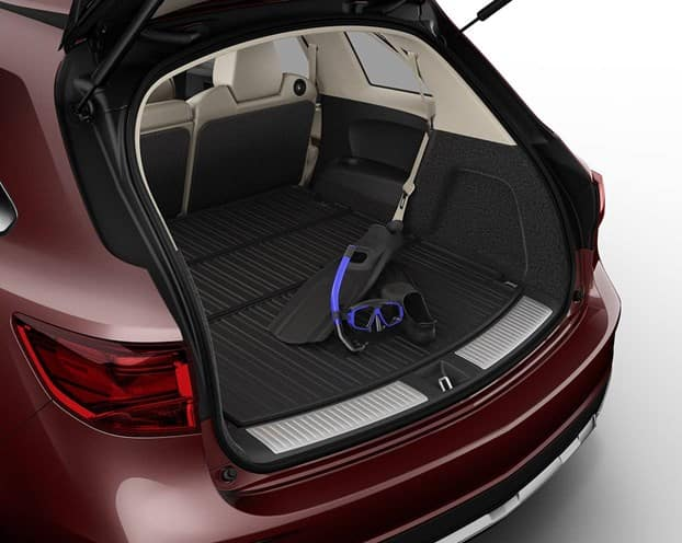 Acura MDX Cargo Space And Accessories - Acura mdx accessories