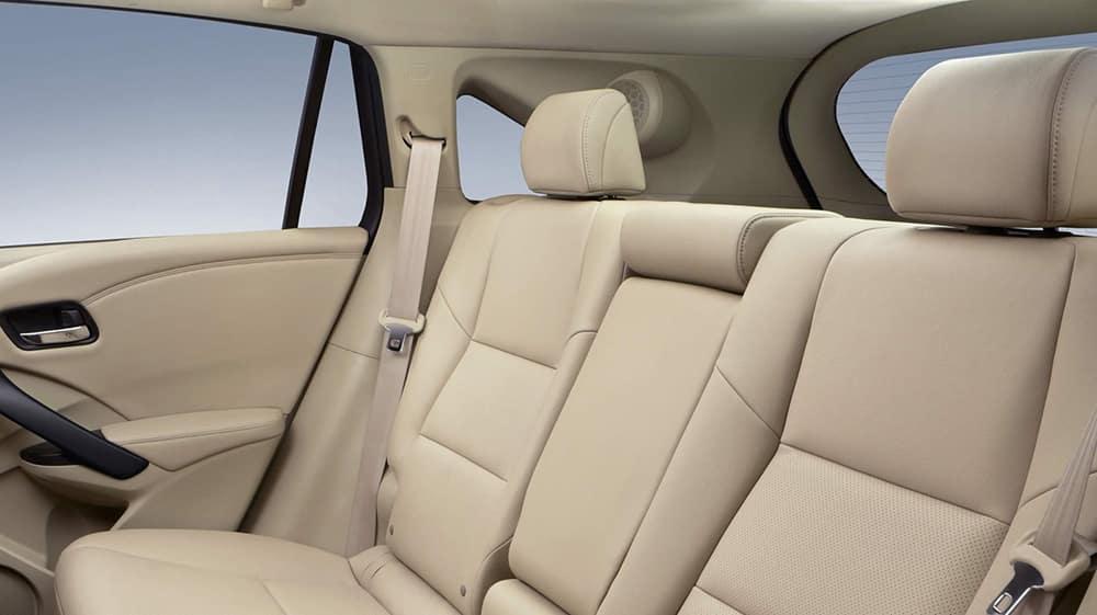 2018 Acura RDX Beige Seats