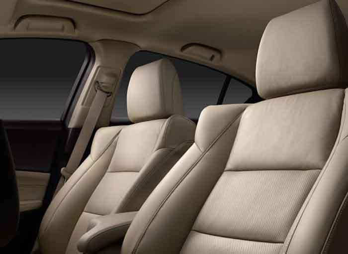 2018 Acura ILX 2 Position Memory Front Seats