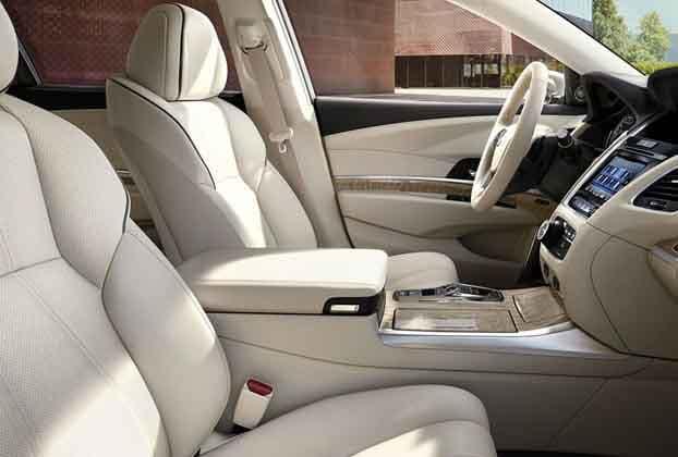 2018 Acura RLX Heated and Ventilated Seats