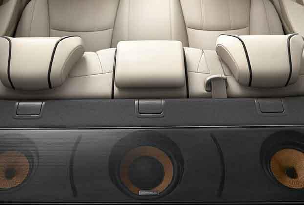 2018 Acura RLX Krell Audio System