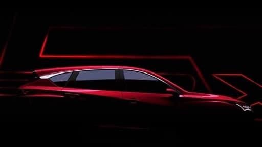 2019 Acura RDX exterior