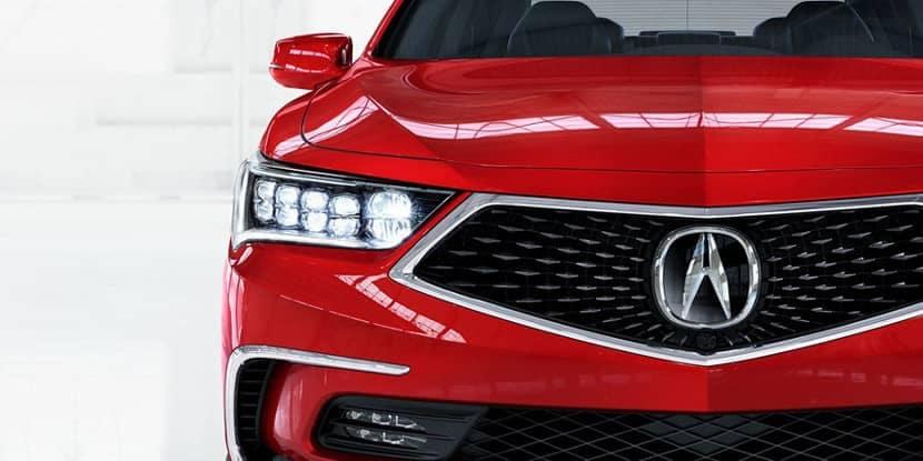 2018 Acura RLX LED Running Lights
