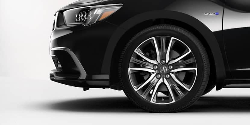 2018 Acura RLX 19in Alloy Wheels