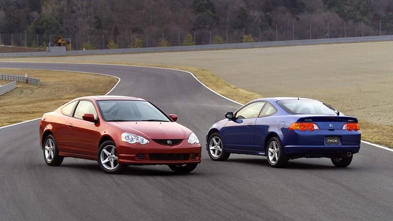 RSX Type S Exterior Models