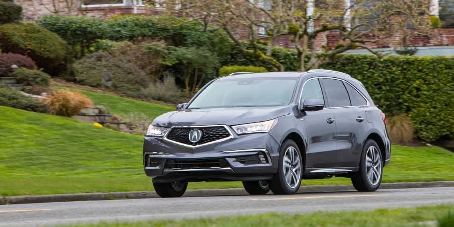 Acura Mdx Gas Mileage >> 2018 Acura Mdx Sport Hybrid Fuel Economy And Performance