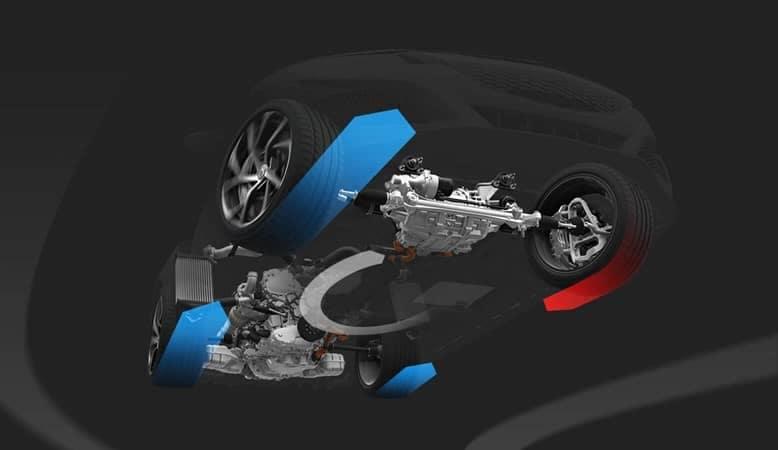2018 Acura Sport Hybrid Dynamics