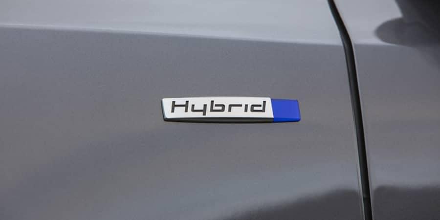 2018 Acura MDX Sport Hybrid badge