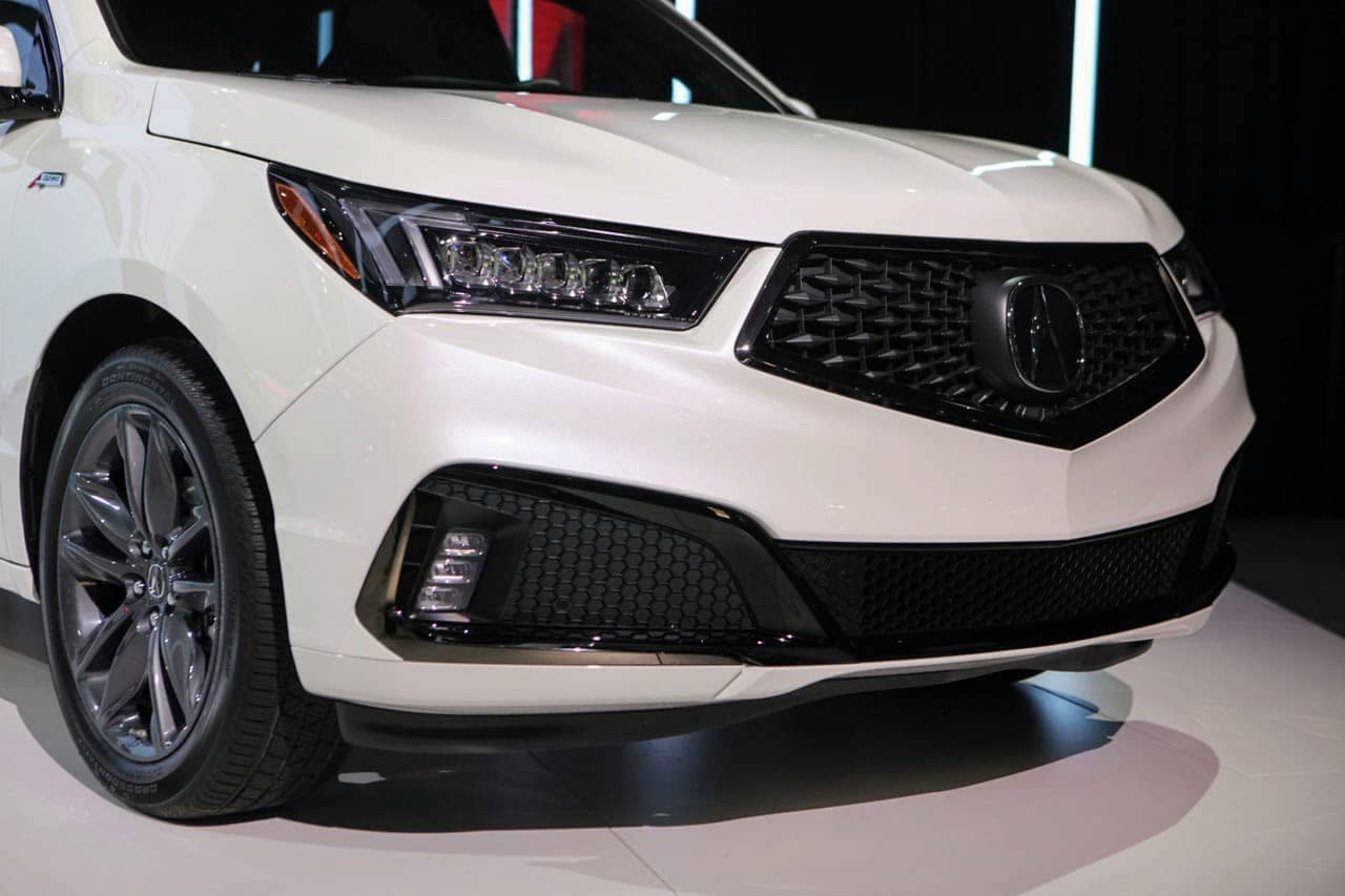 Mcgrath Acura Chicago >> 2019 Acura MDX A-Spec is Coming Soon