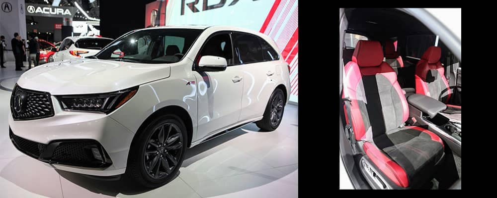 2019 Acura MDX A-Spec NYIAS HPJ Banner