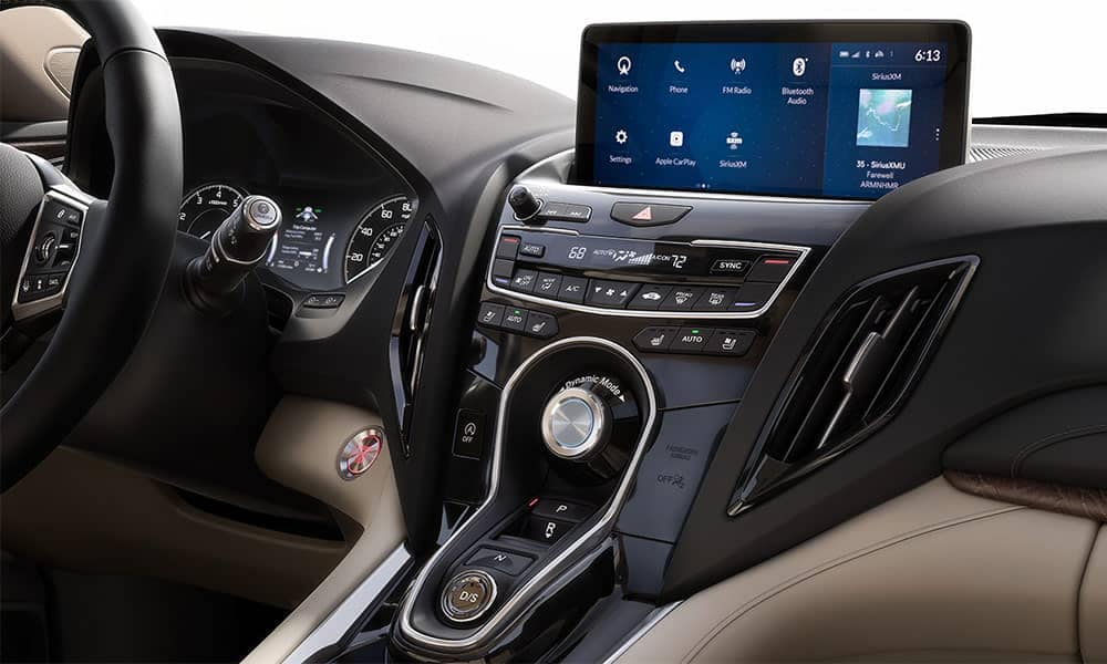 2019 Acura RDX Infotainment Features