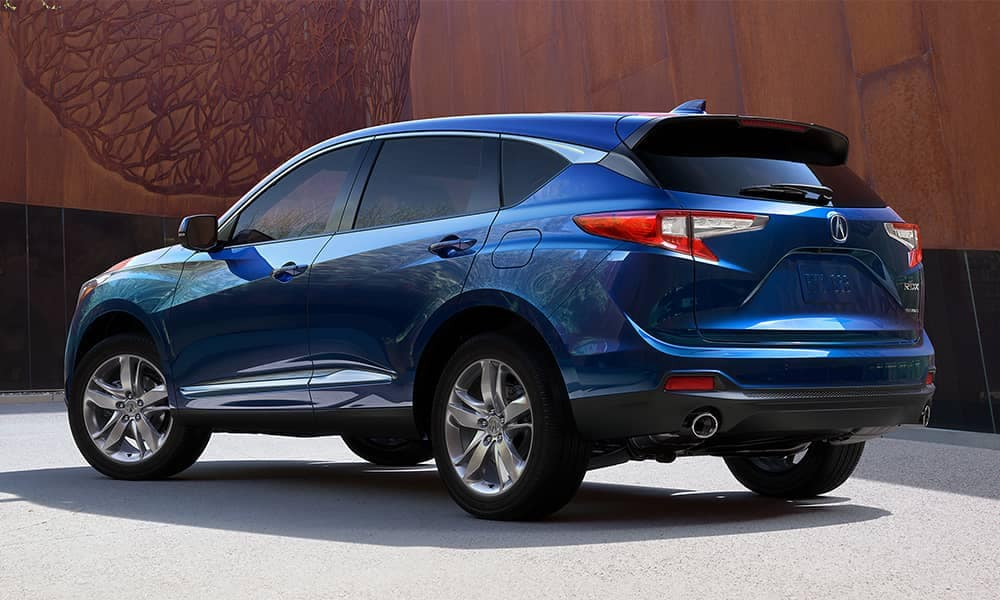 the 2019 acura rdx debut