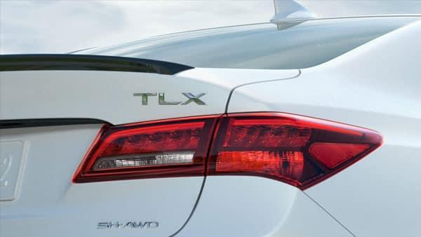 2019 Acura TLX Spoiler