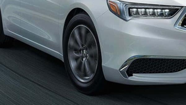 2019 Acura TLX wheel detail