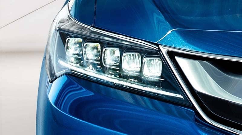 2018 Acura ILX LED Headlight