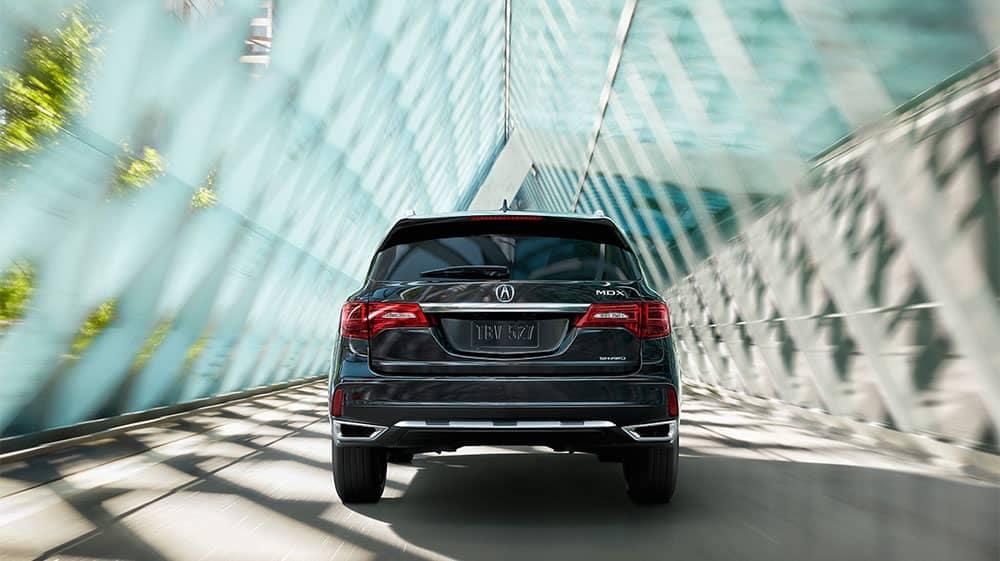 2018 Acura MDX Electronic Braking Safety