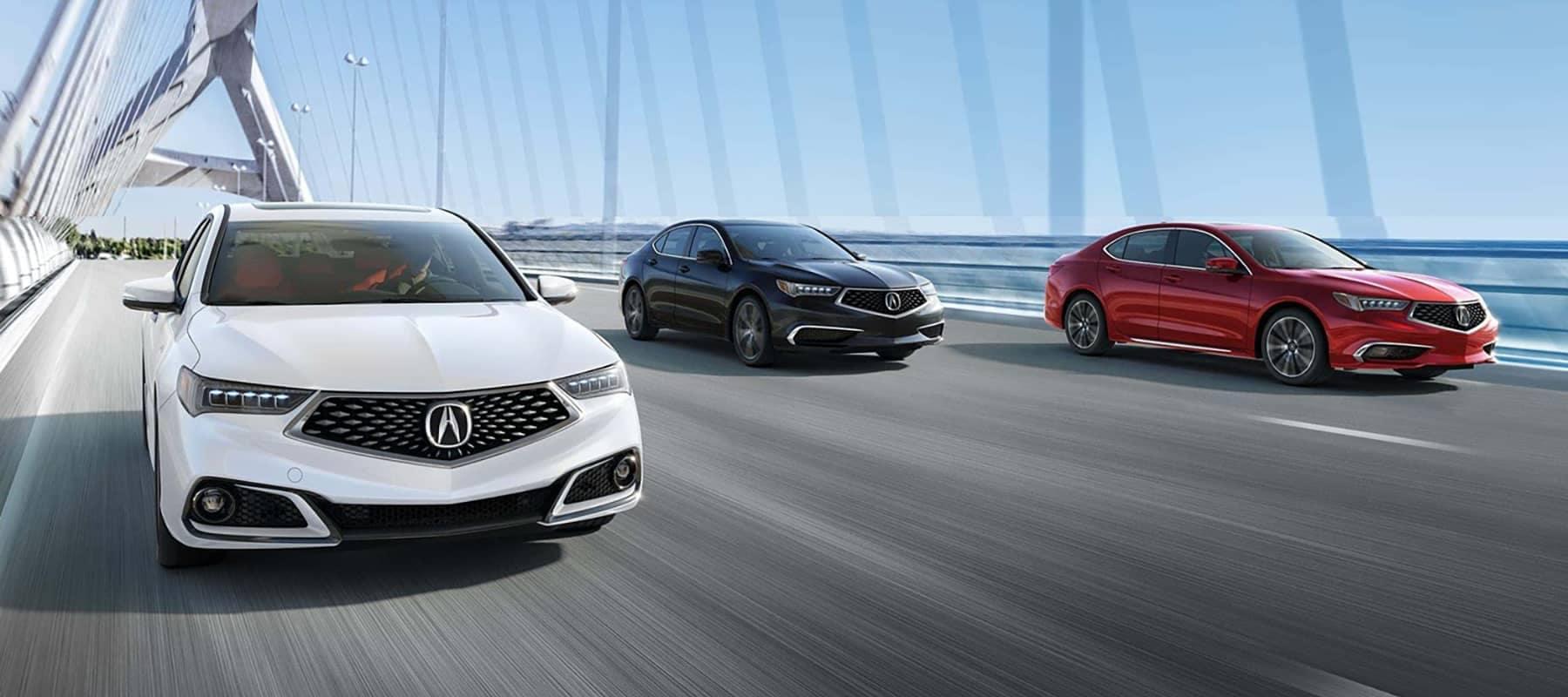 2019 Acura TLX Trio
