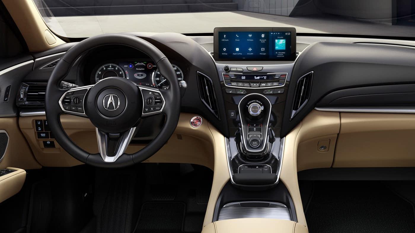 2019 Acura RDX Cockpit