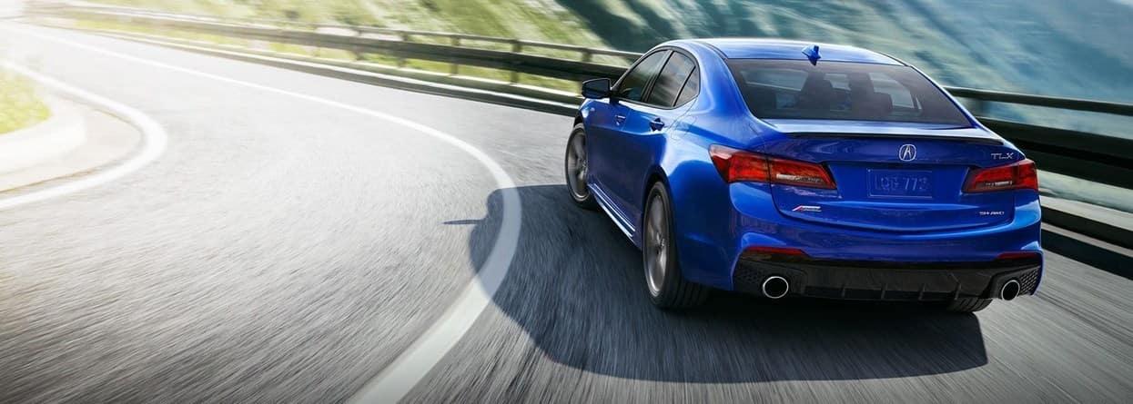 2019 Acura TLX Lane Keep Assist