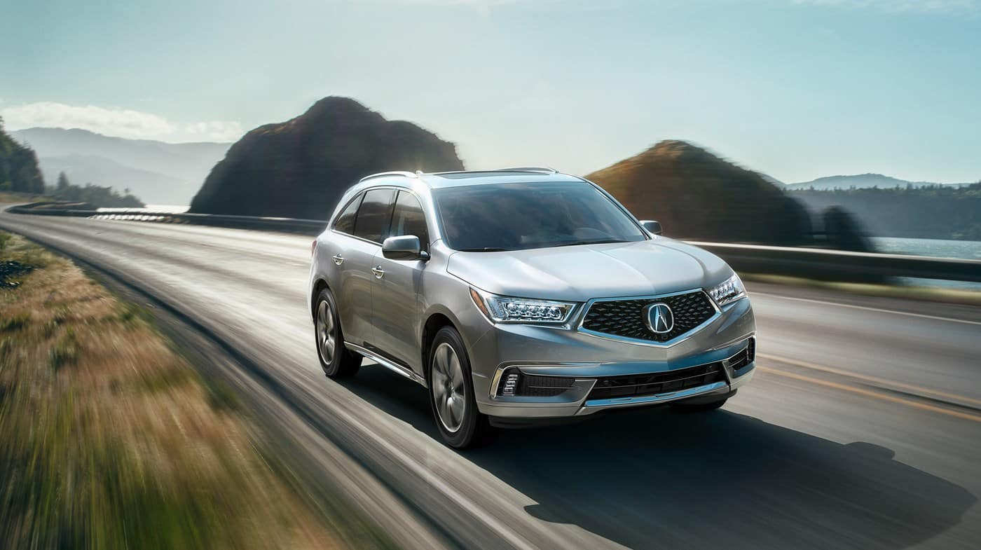 2019 Acura MDX Colors Silver Exterior