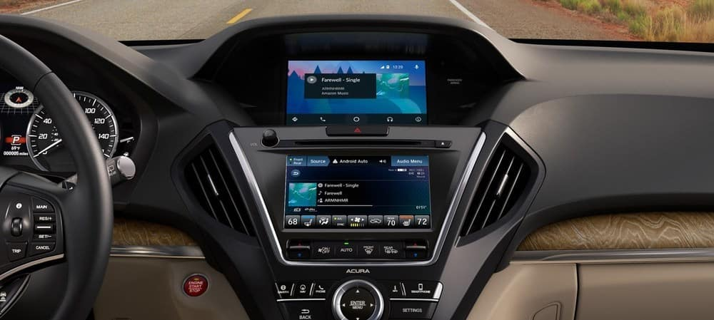 2019 Acura MDX Standard Connectivity