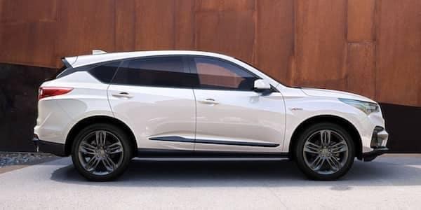 2019 Acura RDX A-Spec Trim Side View