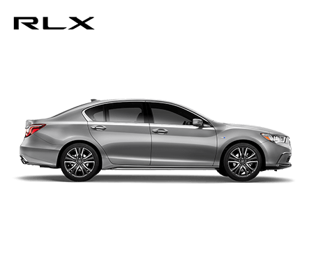 Acura RLX Homepage Rollover Tile