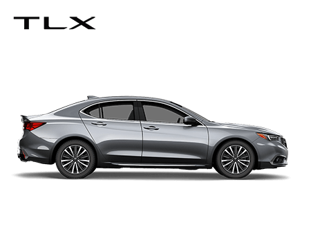 Acura TLX Homepage Rollover Tile