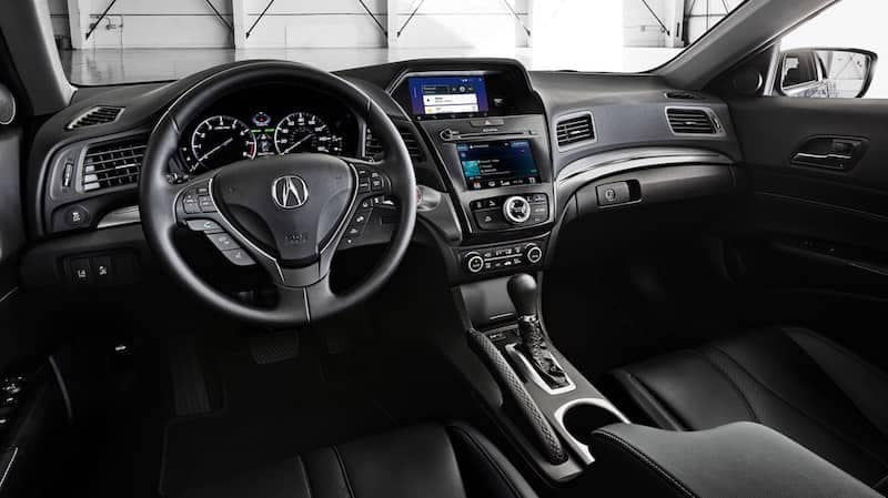 2019 Acura ILX Interior Technology Cockpit