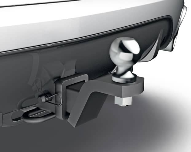 2019 Acura MDX Trailer Hitch
