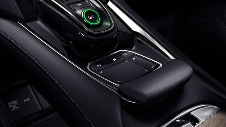 2019 Acura RDX True Touchpad