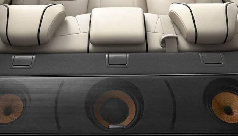 2019 Acura RLX Krell Audio Speakers