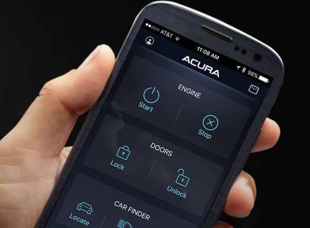 2019 Acura ILX Acuralink App