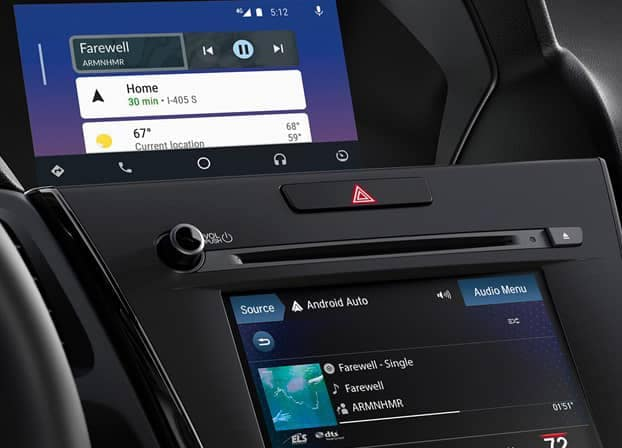 2019 Acura ILX Android Auto