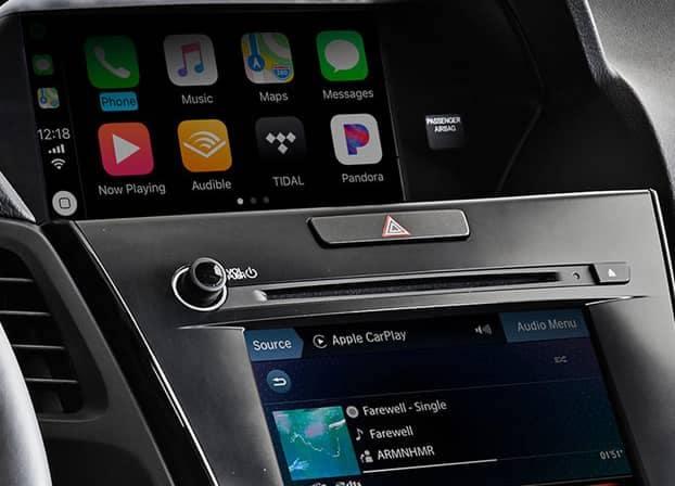 2019 Acura ILX Apple Carplay