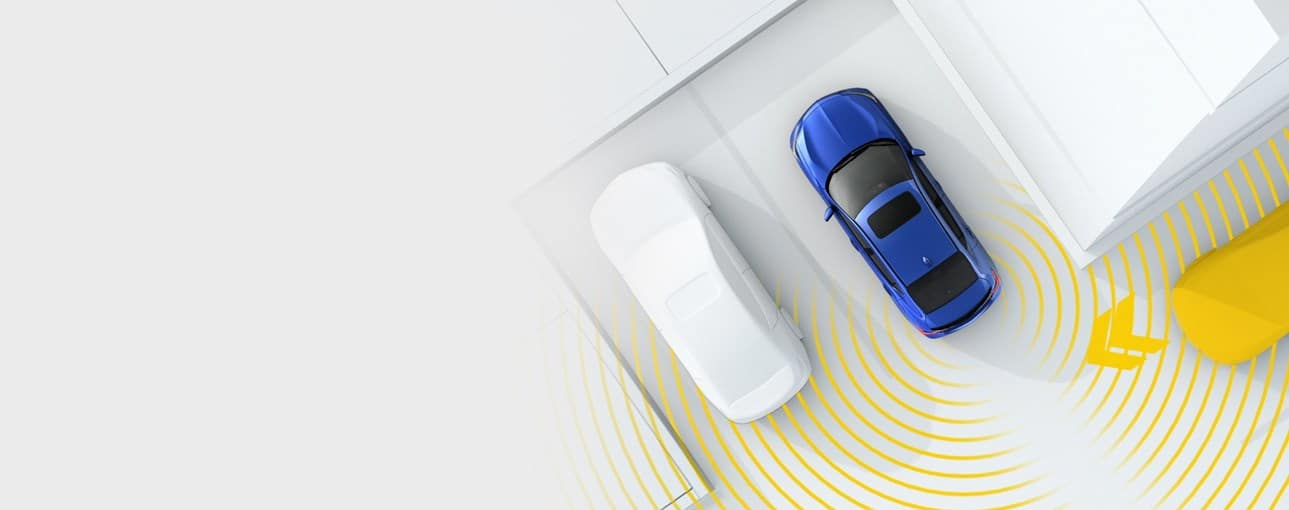 2019 Acura ILX Blind Spot Monitor