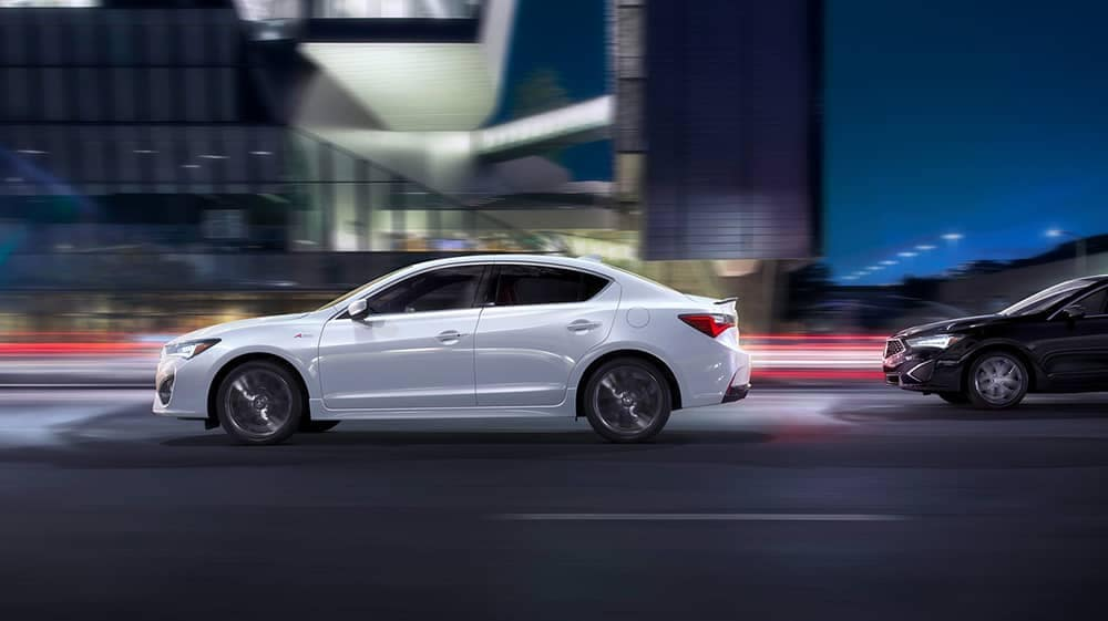 2019 Acura ILX Brakes