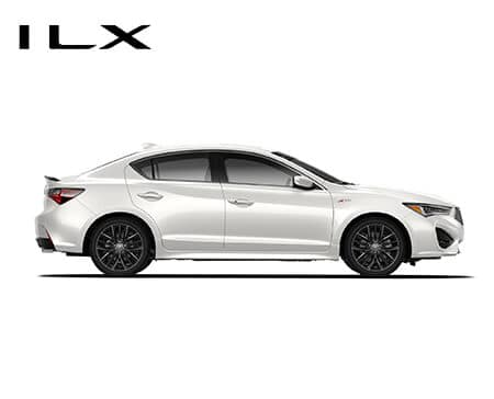 Acura ILX Homepage Rollover Tile