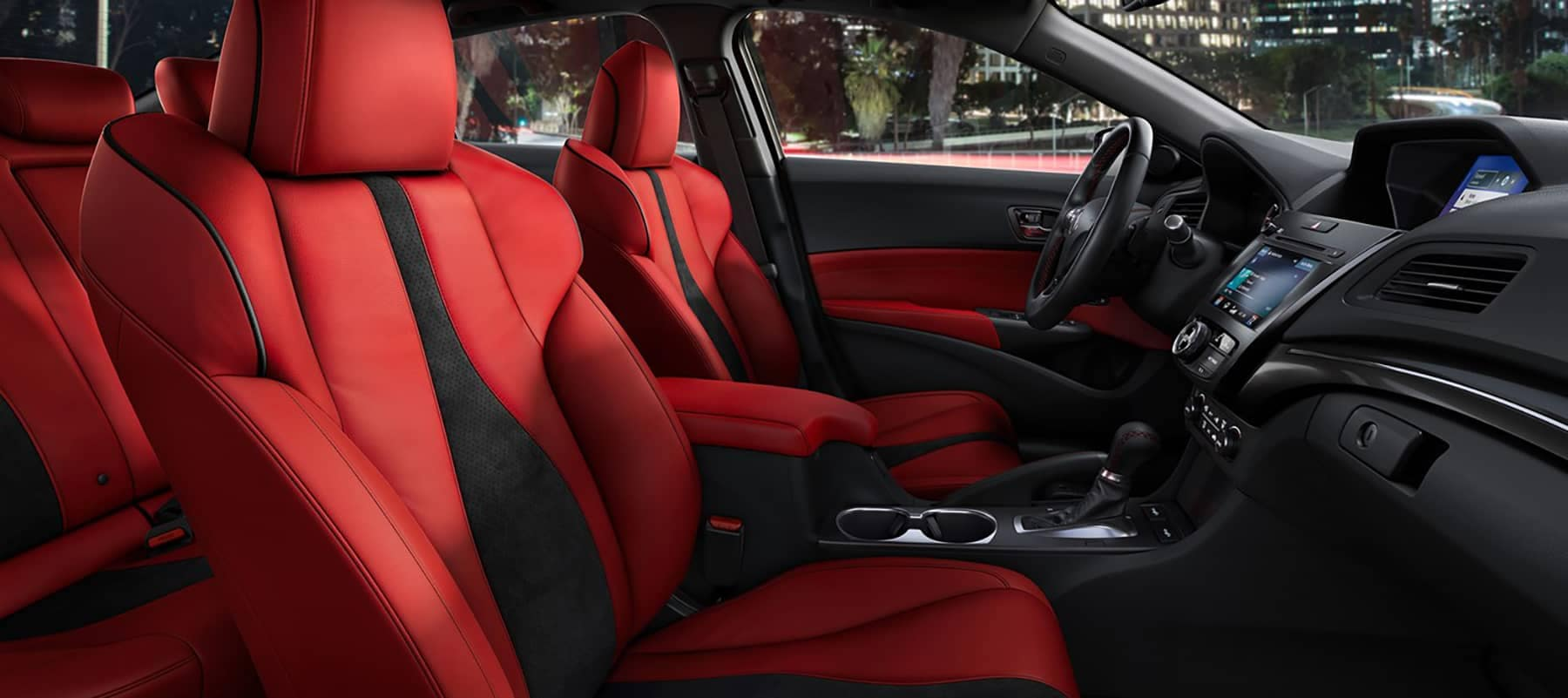 Relax And Unwind In The Luxurious 2019 Acura Ilx Interior